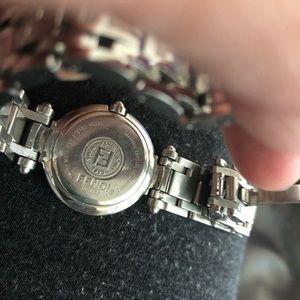 Authentic Fendi Sapphire watch
